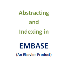 IJPSR is indexed with Embase (Elsevier)